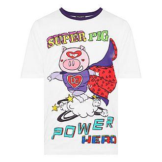 Super Piggy Print T-Shirt