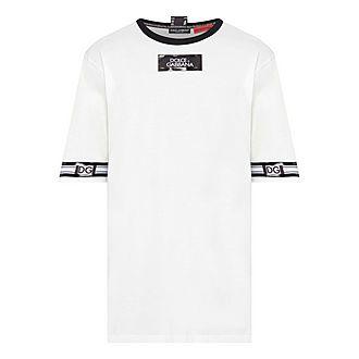 Logo Taped T-Shirt