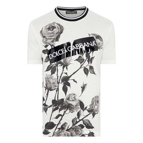 Floral Tape T-Shirt, ${color}