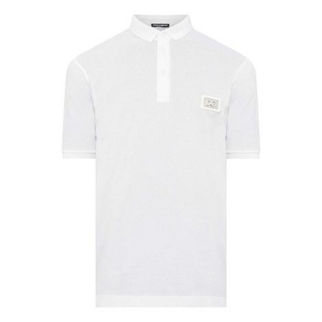 Plaque Polo Shirt, ${color}