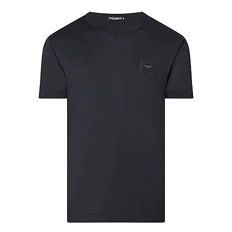 Plaque Logo T-Shirt, ${color}