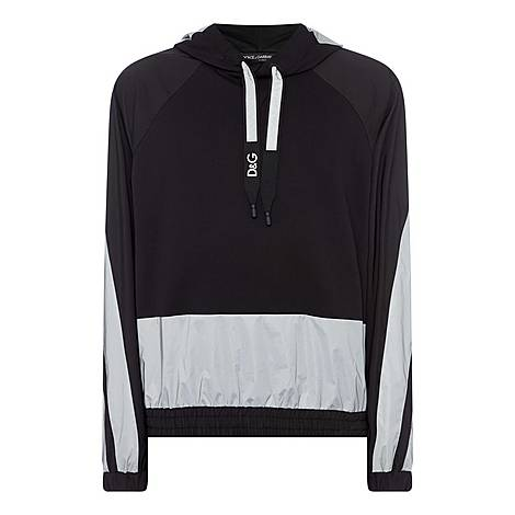 Reflective Patch Hoodie, ${color}