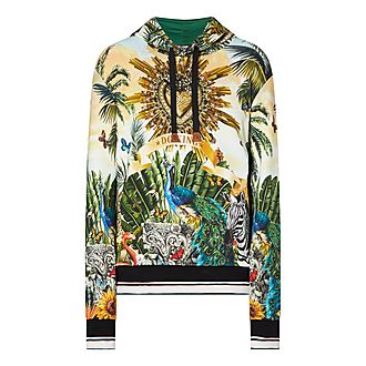 Tropical Latin King Hoodie