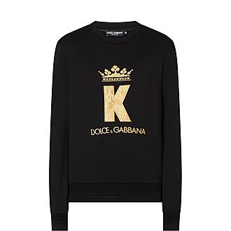 Two-Tone King Sweater