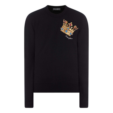 Regal Crown Sweater, ${color}