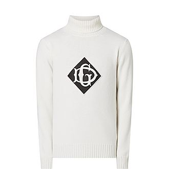 Crest Wool Sweater