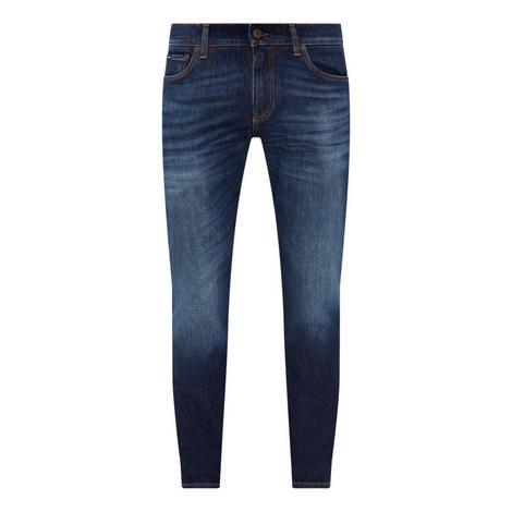 Clean Slim Fit Jeans, ${color}