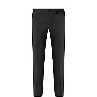 Lambretta Wool Slim Trousers