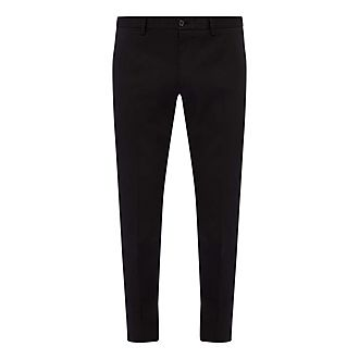 Smart Pressed Trousers