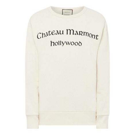 Chateau Marmont Sweatshirt, ${color}
