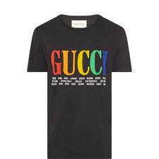 Rainbow Cities T-Shirt
