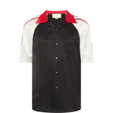 Web Bowling Shirt