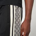 Logo Stripe Sweatpants, ${color}