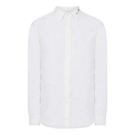 Flower Collar Shirt, ${color}