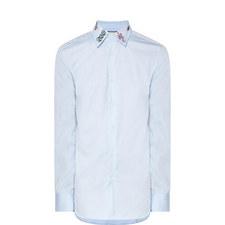 Icon Collar Shirt
