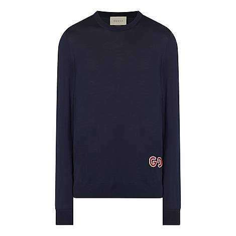GG Logo Sweater, ${color}