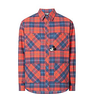 Mickey Flannel Shirt