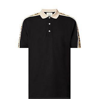 Web Stripe Polo Shirt
