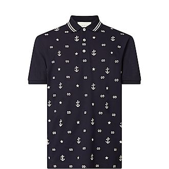 Anchor Polo Shirt