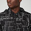 Nylon Logo Jacket, ${color}