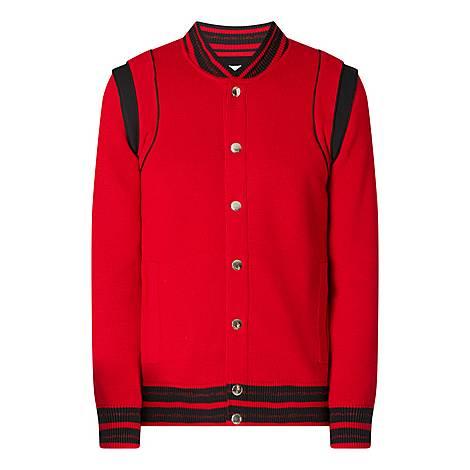Knit Bomber Jacket, ${color}