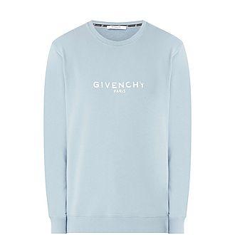 Destroyed Logo Sweatshirt