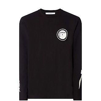 Logo Graphic Long Sleeve T-Shirt