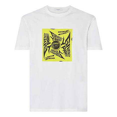 Sun Logo T-Shirt, ${color}