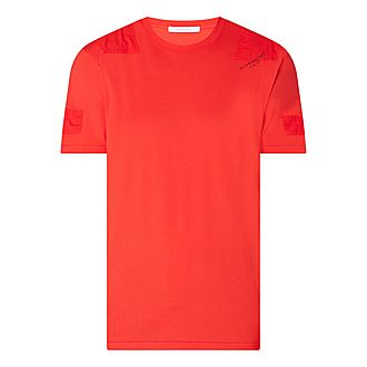 Stamp Neck T-Shirt