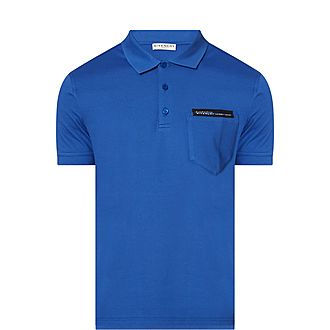 Logo Band Polo Shirt