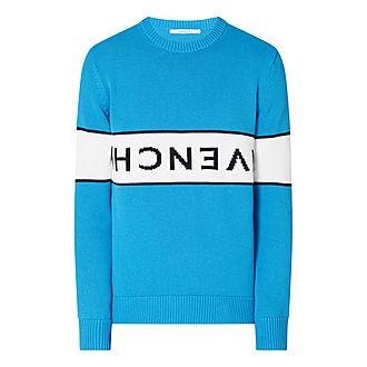Band Logo Sweater