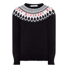 Fairisle Knitted Sweater