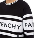 Panel Crew Neck Sweatshirt, ${color}