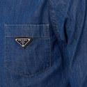 Badge Denim Shirt, ${color}