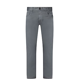 Drill Cotton Trousers
