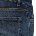 Tapered Fit Jeans, ${color}