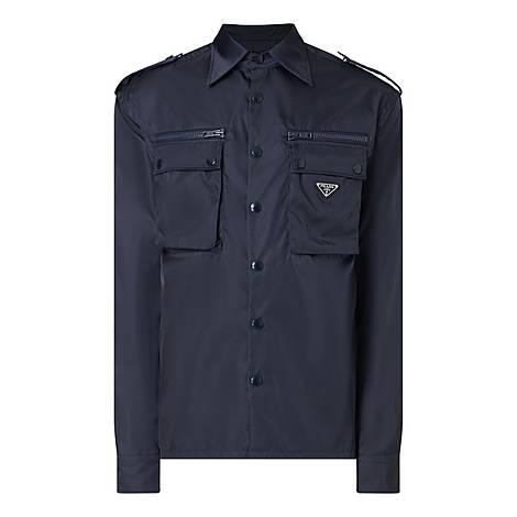 Military Badge Shirt, ${color}