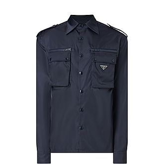 Military Badge Shirt