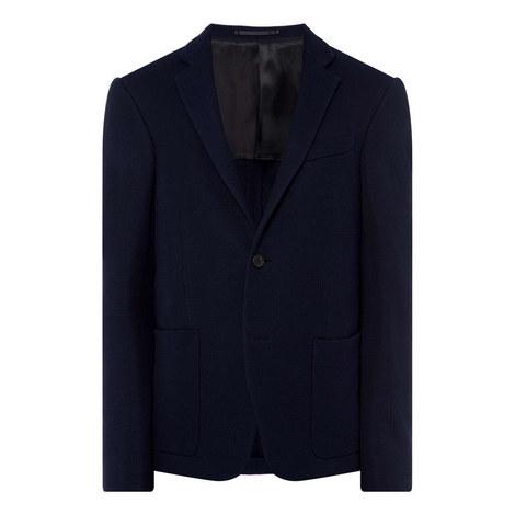 Jersey Weave Suit Jacket, ${color}