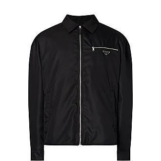 Casual Gabardine Jacket