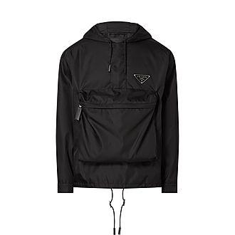Badge Pullover Jacket