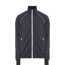 Piped Tracksuit Top