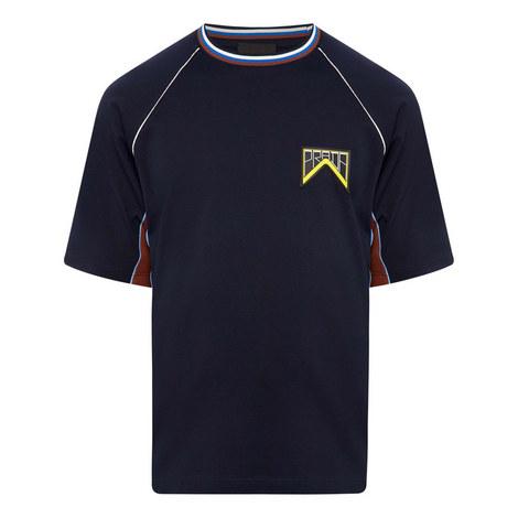 Striped Logo T-Shirt, ${color}