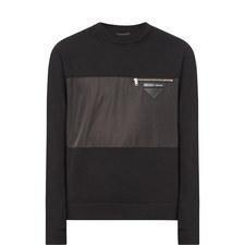 Shell Knit Sweater
