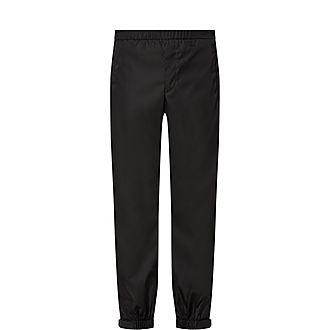Garbardine Cuff Trousers