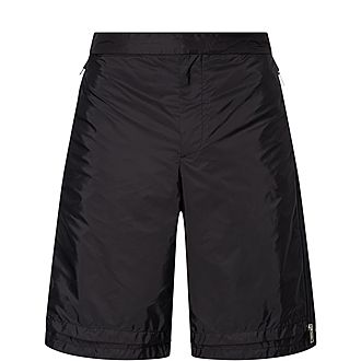 Zip Side Shorts