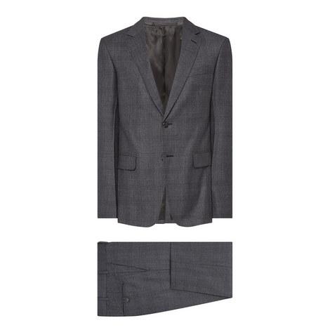 Two-Piece Check Suit, ${color}