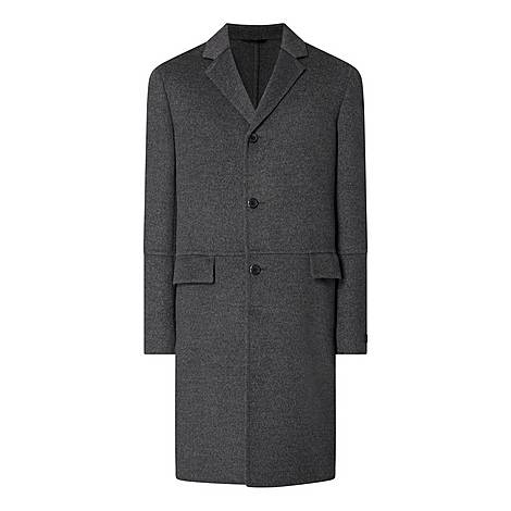 Double Icon Wool Coat, ${color}