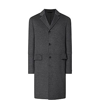 Double Icon Wool Coat