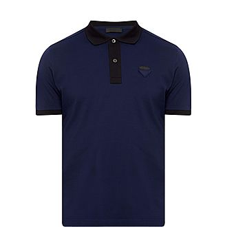 Bicolour Polo Shirt